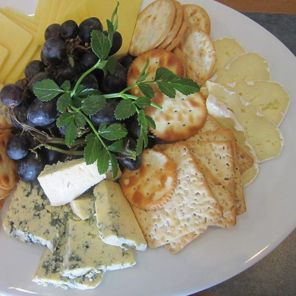 Medium cheeseboard at Third Place Cafe