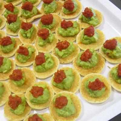 avocado-sundried-tomato-bilinis
